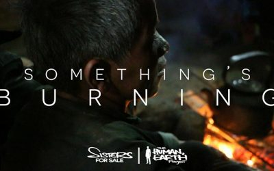 Something's burning