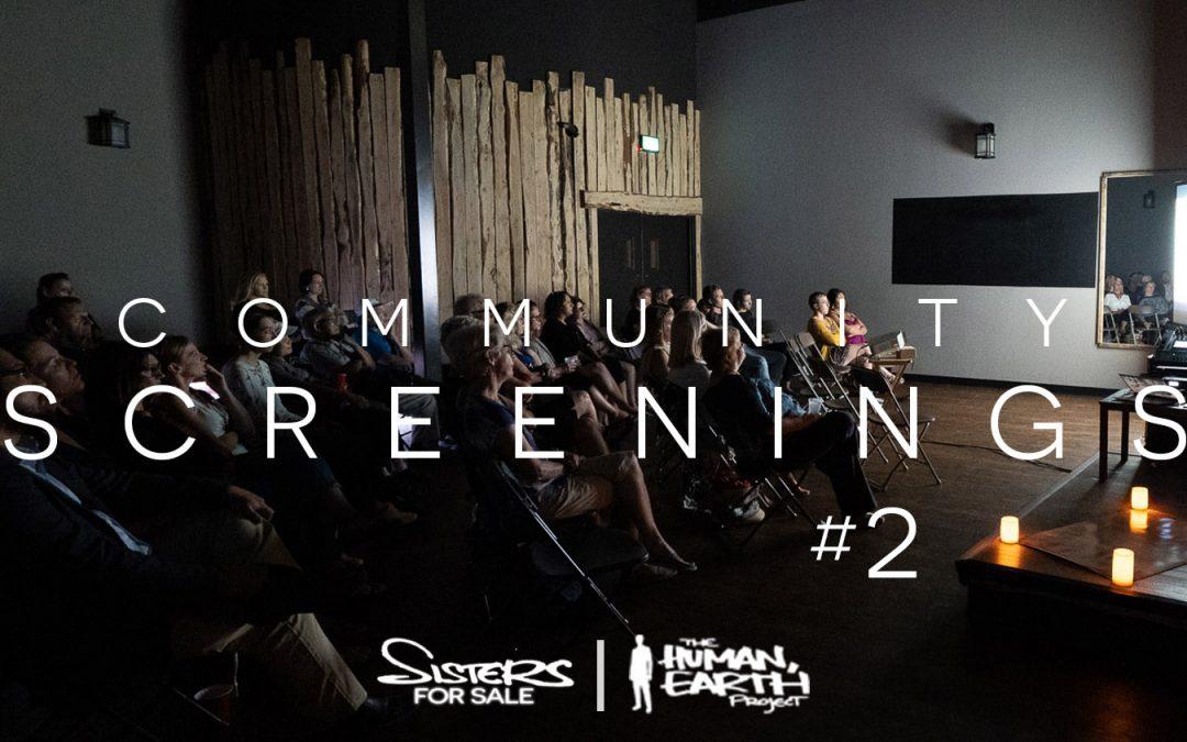 Community screenings #2